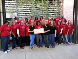 Bank of America,HomeAid,volunteers,Hunger and Homeless Awareness Week