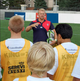 USA Rugby and Serevi Rugby Partner to Grow the Game