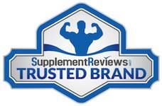 Supplement Reviews.com Trusted Brand Badge