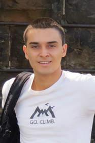 Michael Patini, Scholarship Winner - 2013