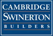 Cambridge Builders; Swinerton Builders