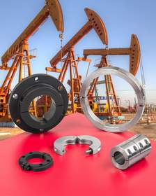 Stafford Corrosion-Resistant Shaft Collars, Couplings and Mounting Devices