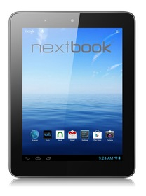 Nextbook Premium 8HD Android Tablet with Vudu