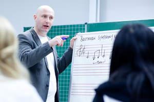 Schule Birklehof e.V. preparatory course music G. Reaks