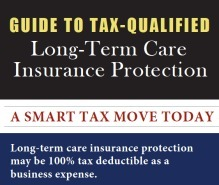 long term care insurance tax deduction limits