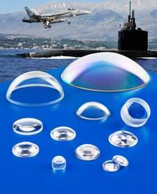Meller Sapphire Optical Domes