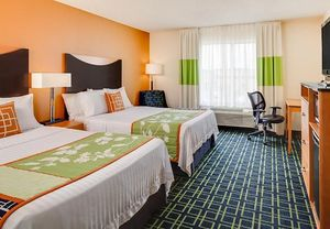 Manhattan Kansas guest rooms