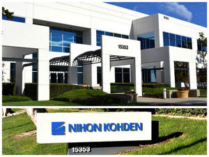 To support its continued growth, Nihon Kohden America has moved its headquarters to a larger facility in the heart of Irvine's Technology Corridor. The new location features a product showroom and a cutting-edge training center.