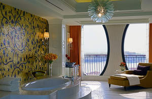 Abu Dhabi luxury hotel