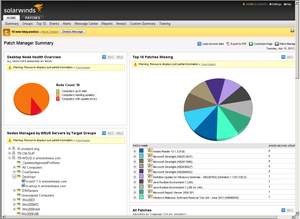 image of SolarWinds Patch Manager