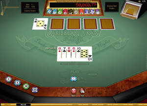 Caribbean Draw Poker - All Slots Casino