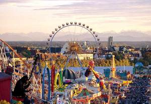 Munich hotels located near Oktoberfest
