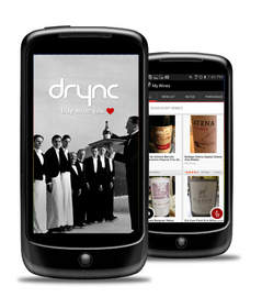 The first free mobile app that allows consumers to scan, track, share and purchase wine instantly
