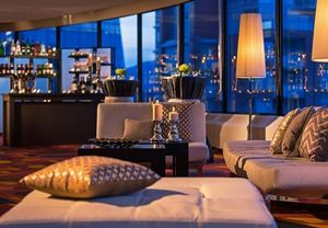 Downtown Vancouver luxury hotel