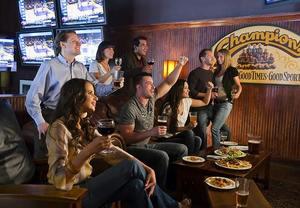 Charlotte sports bar
