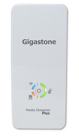 Gigastone to Introduce Media Streamer Plus at CES 2014