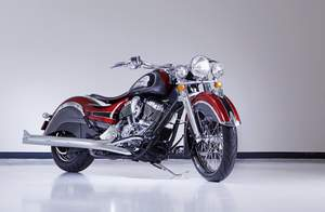 Indian Motorcycle 'Big Chief Custom'