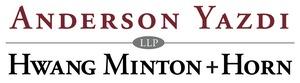 Anderson Yazdi Hwang Minton + Horn LLP