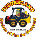 Diggerland and Sahara Sam's Oasis