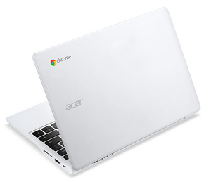 Acer Expands Award-Winning Acer C720 Touchscreen Chromebook Line With New Color Offering