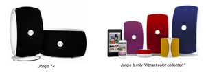Pure Adds Jongo T4 and New Color Options to the Award-Winning Jongo Multiroom Music System at CES 2014