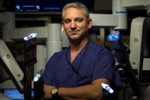 robotic prostate surgery, open prostate surgery, SMART surgery, prostate cancer treatment, Dr Samadi