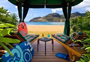 Kauai family hotel