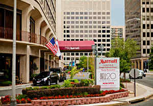 Hotels near Crystal City metro