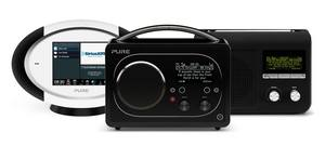 Pure to Deliver SiriusXM Content Into U.S. Homes via Its Award-Winning Internet Radios