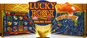 Lucky Koi Brings Good Fortune to All Slots Casino