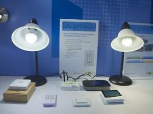 NXP EnOcean CES 2014