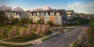 EYA Townhomes in Silver Spring, MD