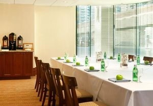 Meeting rooms near the Vancouver airport