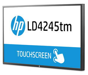 HP Digital Signage Displays