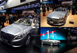 north american international auto show mercedes benz s600 coupe sl