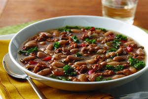 Italian-Style Greens & Beans Soup