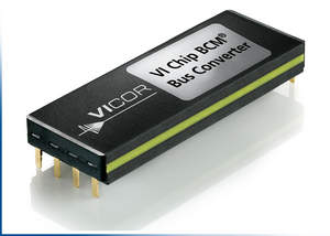 Vicor's new ChiP bus converter module (BCM)