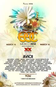 Insomniac Reveals First Tier of Artist Lineup for Debut of Electric Daisy Carnival, Mexico