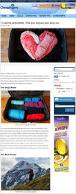 Cheapflights.com 11 Packing Personalities: What Your Suitcase Says About You