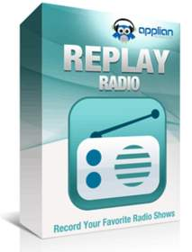 Replay Radio 9, a radio recorder, seamlessly schedules and saves web radio broadcasts