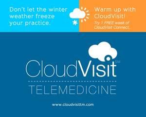 CloudVisit Telemedicine, telepsychiatry, www.cloudvisittm.com, telemedicine software company