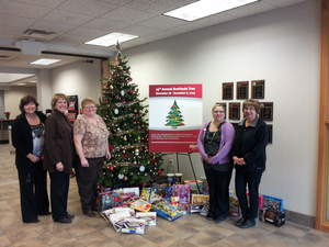 TopLine's 15th Annual Holiday Toy Drive benefits local communities