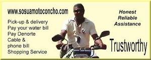 """Mototaxi or """"motoconcho"""" in Mexico"""