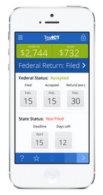 TaxACT Express for smartphones - file simple federal taxes easy, fast, free