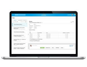 Workday's new unified inbox offers a preview pane with full edit capabilities so users have one consolidated place to view notifications and complete assigned tasks.