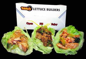 Tubby's Lettuce Builders