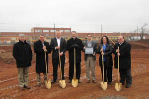 Contract biologics manufacturer, Cytovance Biologics, Inc., breaks ground on GMP Warehouse