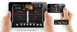 Beamz Interactive, Inc. Announces Music Technology Enhancements for the Beamz App Have Been Approved by Apple