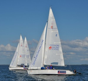 Offshore Sailing School, yachting, boating, business, award, travel, vacation, cruising, outdoor