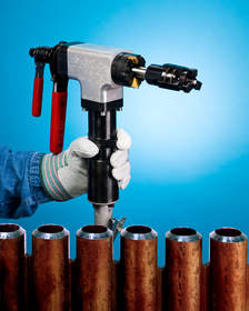 ESCO Mongoose MILLHOG(R) boiler tube prep tool